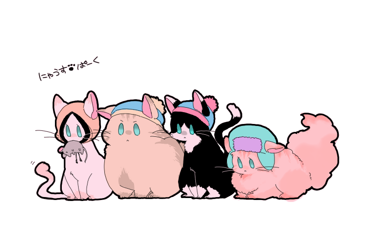 The Boys ~ The Cats
