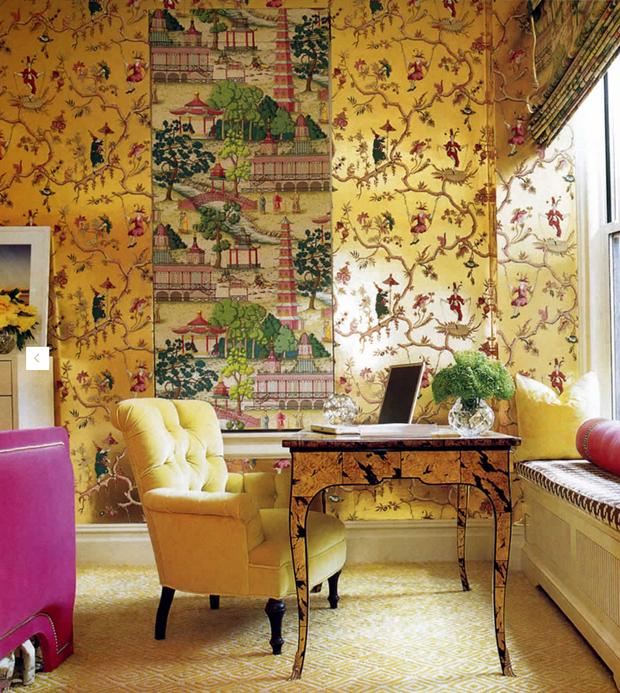 Philip Gorrivan Design Chinoiserie WallpaperRoom