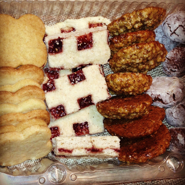 Mix galletas APLV libre de soya-huevo-colorantes-nueces-sésamo