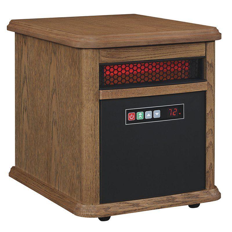 Duraflame Portable Electric Infrared Quartz Heater Infrared