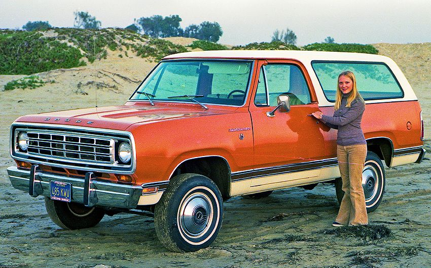 1974 Dodge Charger   Curbside Classic: 1975 Dodge Ramcharger – Dodge Charges Ahead Of ...