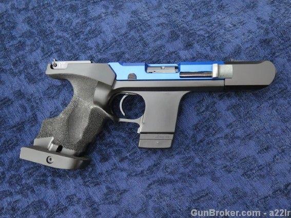 Hammerli SP20 .22LR Pistol | Firearms | Weapons guns, 22 ...