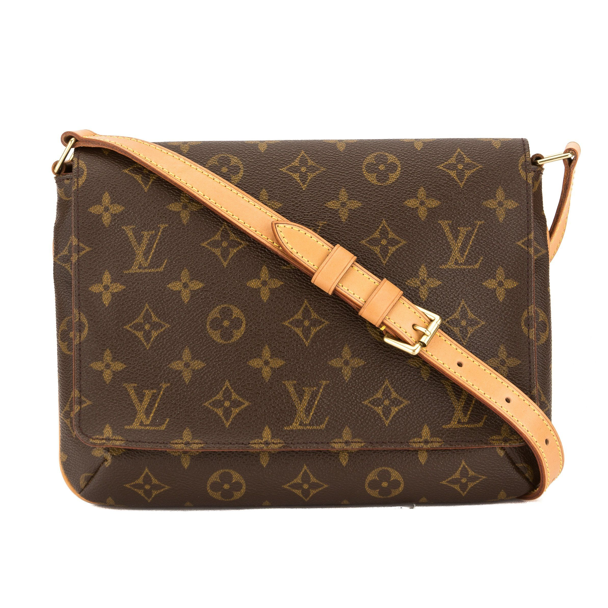 d20bc4e1f713d Louis Vuitton Monogram Canvas Musette Tango Bag (Pre Owned ...