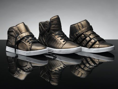 ... Supra NS Bronze Patent and Tie-Dye Grey Suede Exclusive Sneakers for  Sale . ... c3908e9605