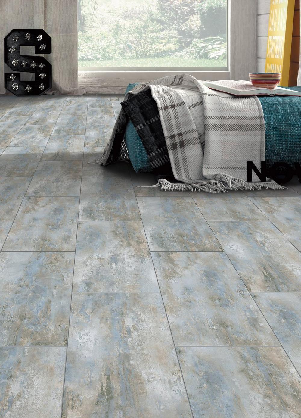 Tranquility Blue Porcelain Tile Blue Tile Floor Flooring Tile