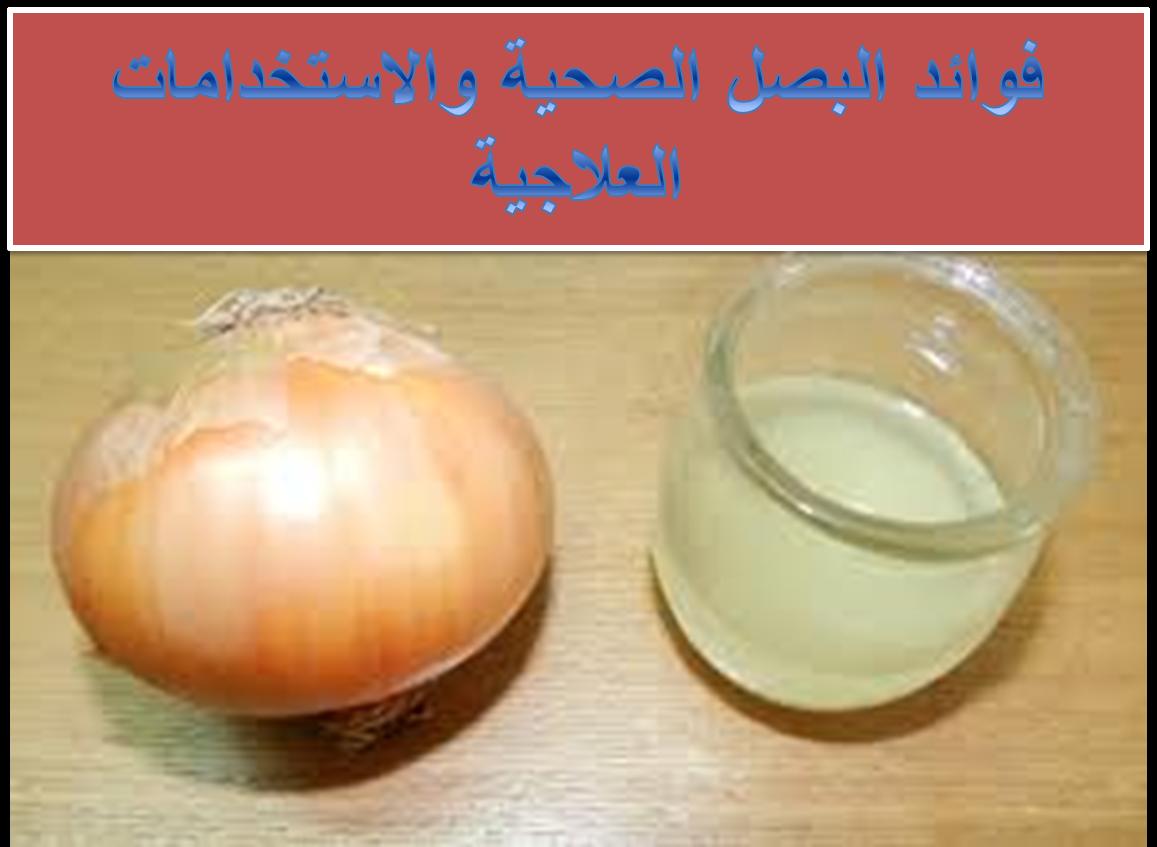 فوائد البصل الصحية الاستخدامات العلاجية Onion Garlic Vegetables