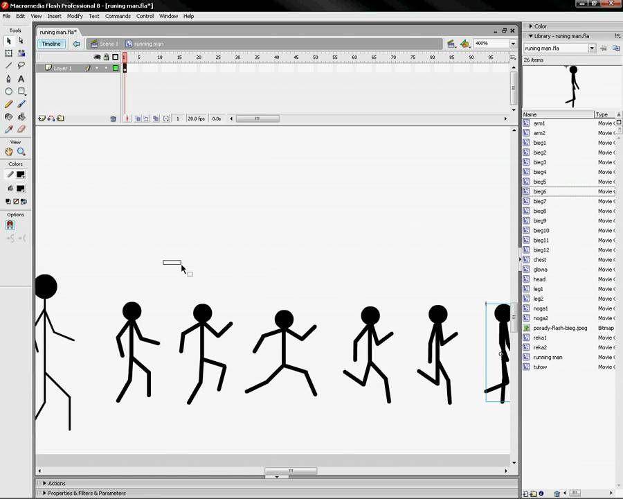 Рабочий, как сделать анимированную открытку во флеше