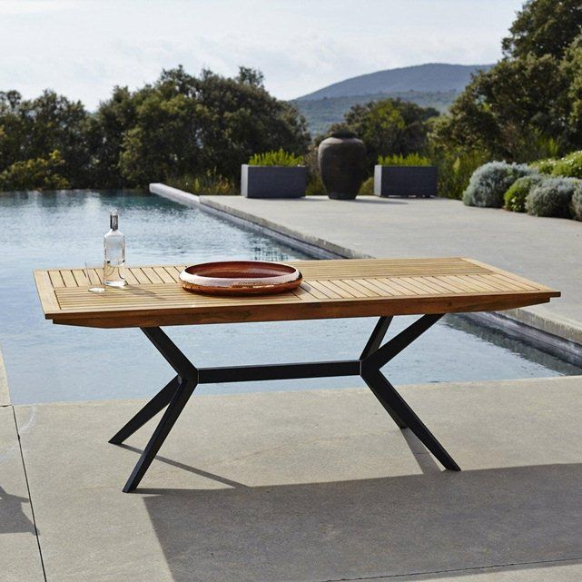 table de jardin jakta