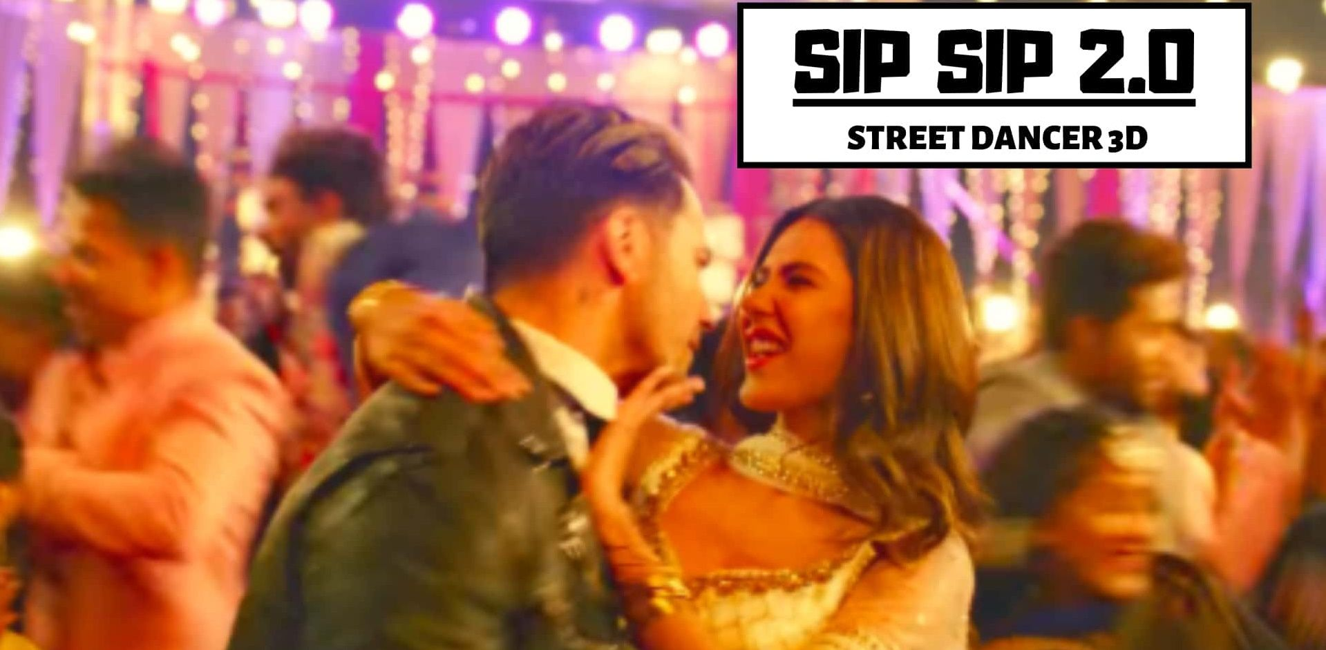 The Youtube Channel T Series Has Presents Its Latest Song Sip Sip 2 0 From The Bollywood Movie Street Dancer 3d The Main Lead Hero In This Movie Is Var In 2020 Songs