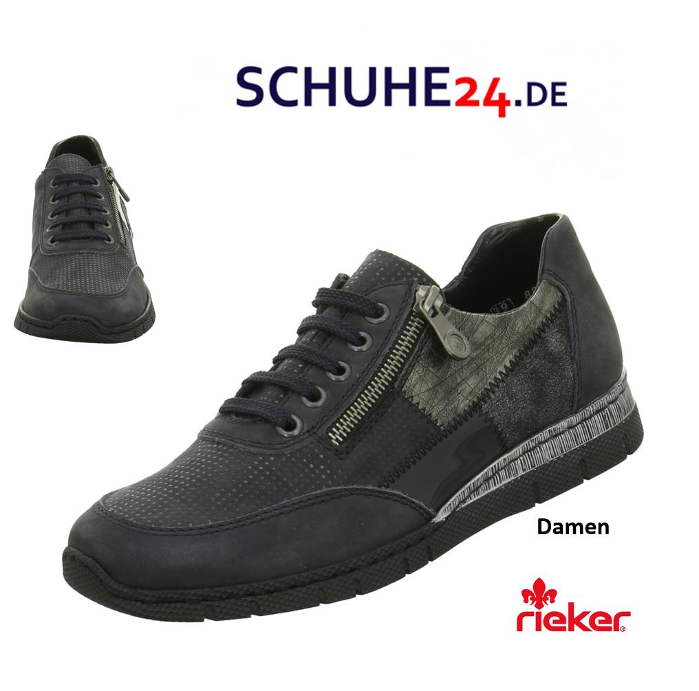 4020931487288 | #rieker #Sneaker, #gefüttert | Sneaker damen
