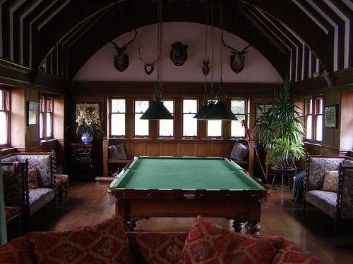 Snooker Room Sorn Castle Snooker Room Recreational Room Snooker