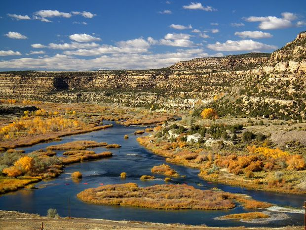 New Mexico Anglers About To Lose Access To Public Waters Hatch Magazine Fly Fishing Etc New Mexico River Fly Fishing