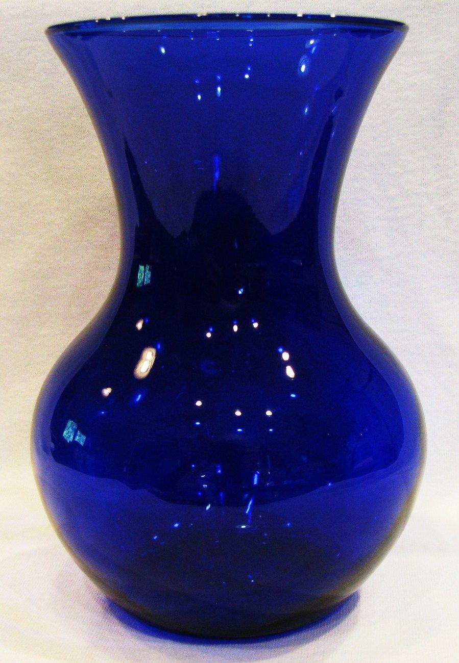 Cobalt blue glass flower vase 7 01 03 14 jfb has a vase like this cobalt blue glass flower vase 7 01 03 14 jfb has a vase floridaeventfo Image collections
