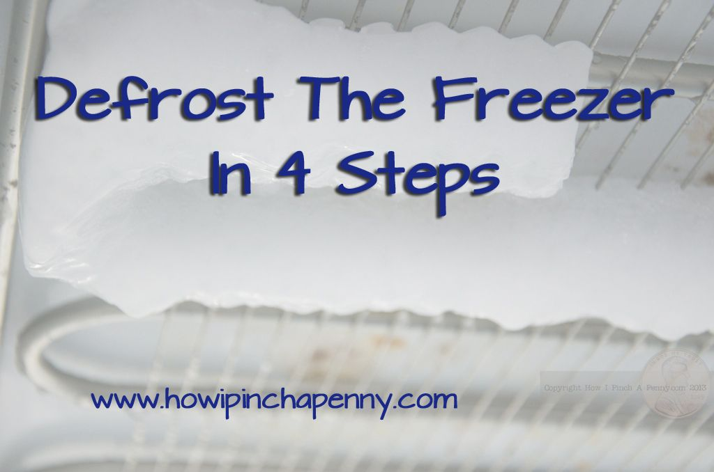 This Blogger Shares How Easy It Is To Defrost Your Freezer