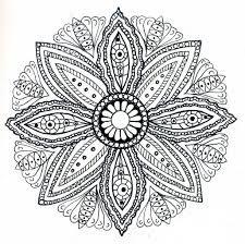 Resultado De Imagem Para Mandala Colouring Page
