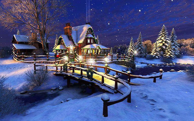 Screenshot Christmas Wallpaper Hd Christmas Desktop Wallpaper Christmas Wallpaper Winter christmas desktop background hd