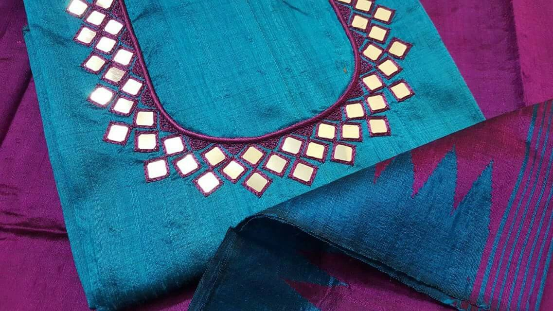 Pin By Anu Mahi On Dress Materials Pinterest Blouse