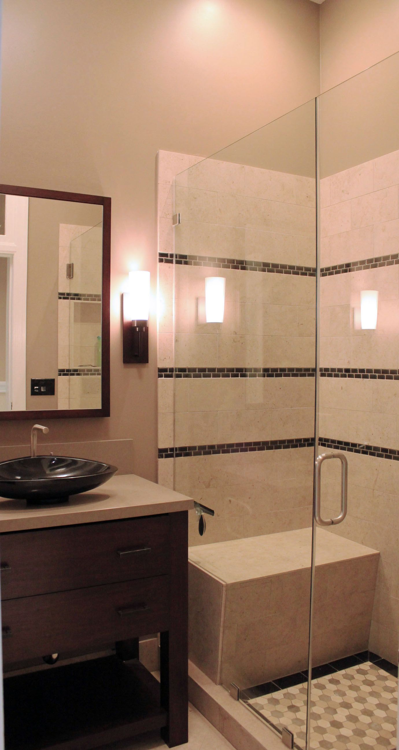 Guest Bath Remodel San Francisco Ca Completed In November 2013