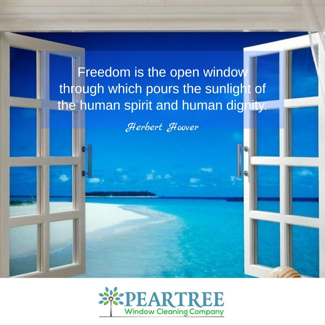 We Love Any Inspirational Quote Especially Ones Involving Clean Windows Best Window Cleaner Window Cleaner Open Window