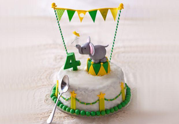 Le #gâteau #éléphant