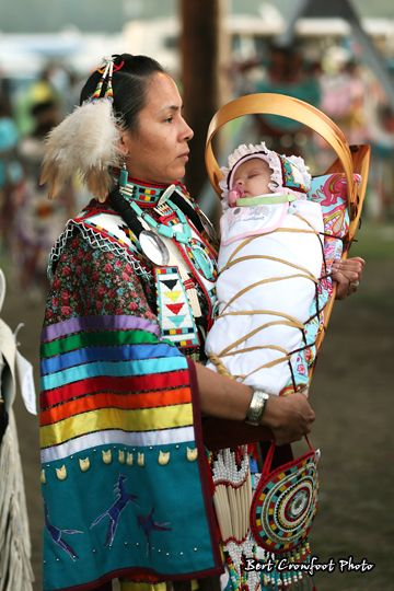 At Paul Band Pow-Wow, 2012, by Bert Crowfoot