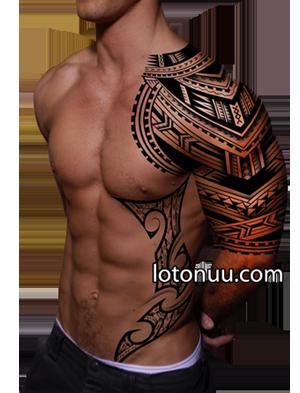 Samoan Tatt 001 Samoan Tattoo Tribal Tattoos Polynesian Tattoo