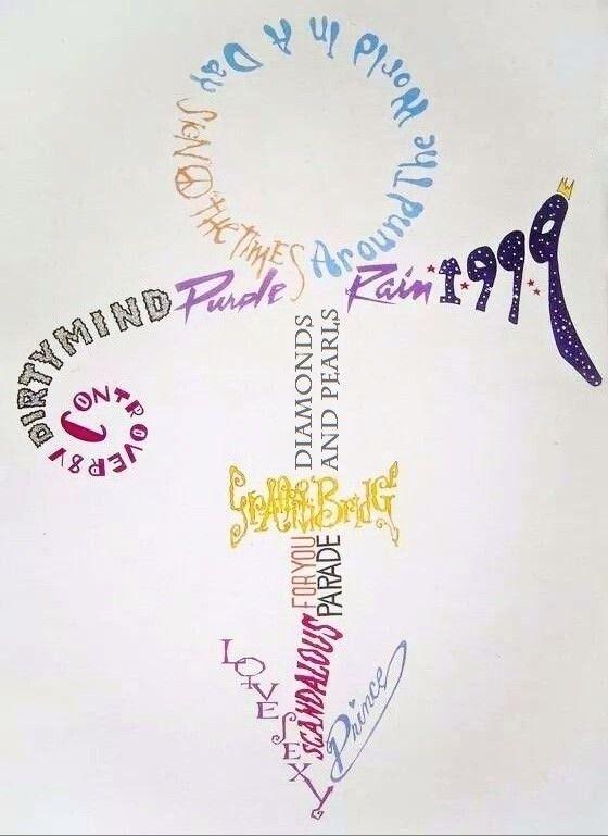 Prince Songs Text Love Symbol O Princefan Prince