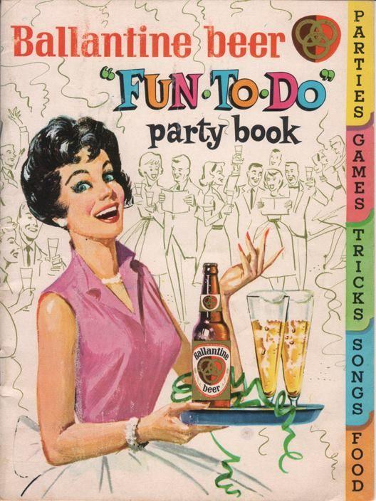 ballantine beer book