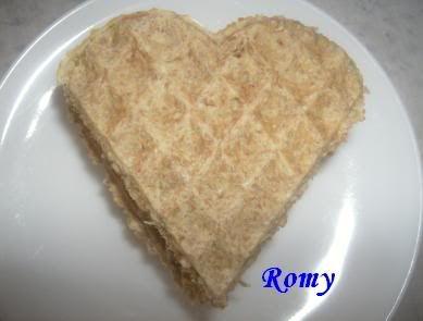 Bolachinhas Dukan (versão waffles)