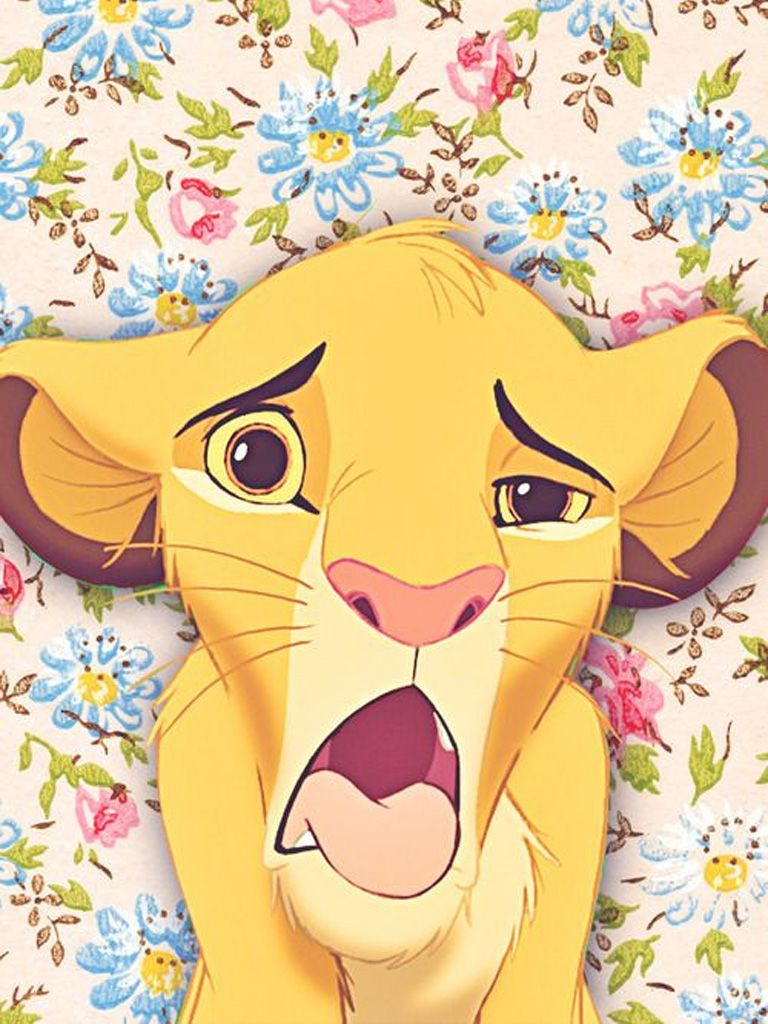 Lion King IPad Mini Resolution 768 X 1024