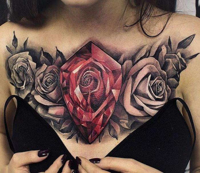 150 coole tattoos f r frauen und ihre bedeutung tattoo. Black Bedroom Furniture Sets. Home Design Ideas