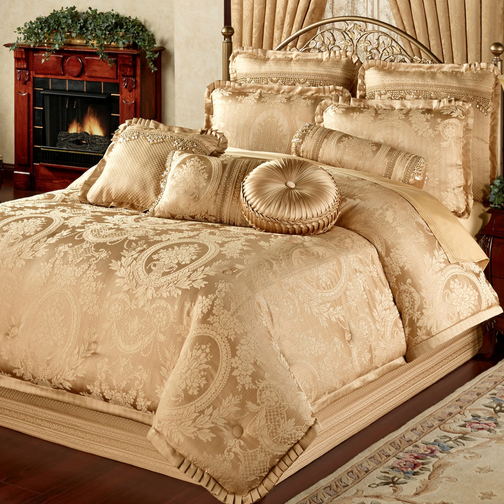 product hotel york comforter shipping bath today royal free overstock bedding bloom set new
