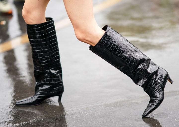Bayan Cizme Modelleri 2019 2020 Trendler Ve Moda Bot Cizmeler Siyah Cizmeler