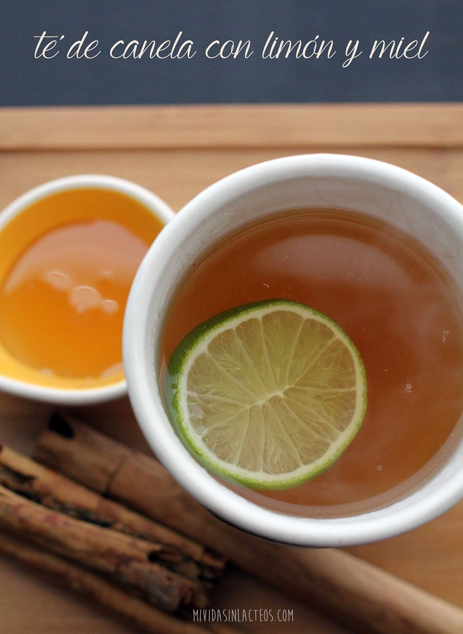 Bajar de peso con te de canela y miel