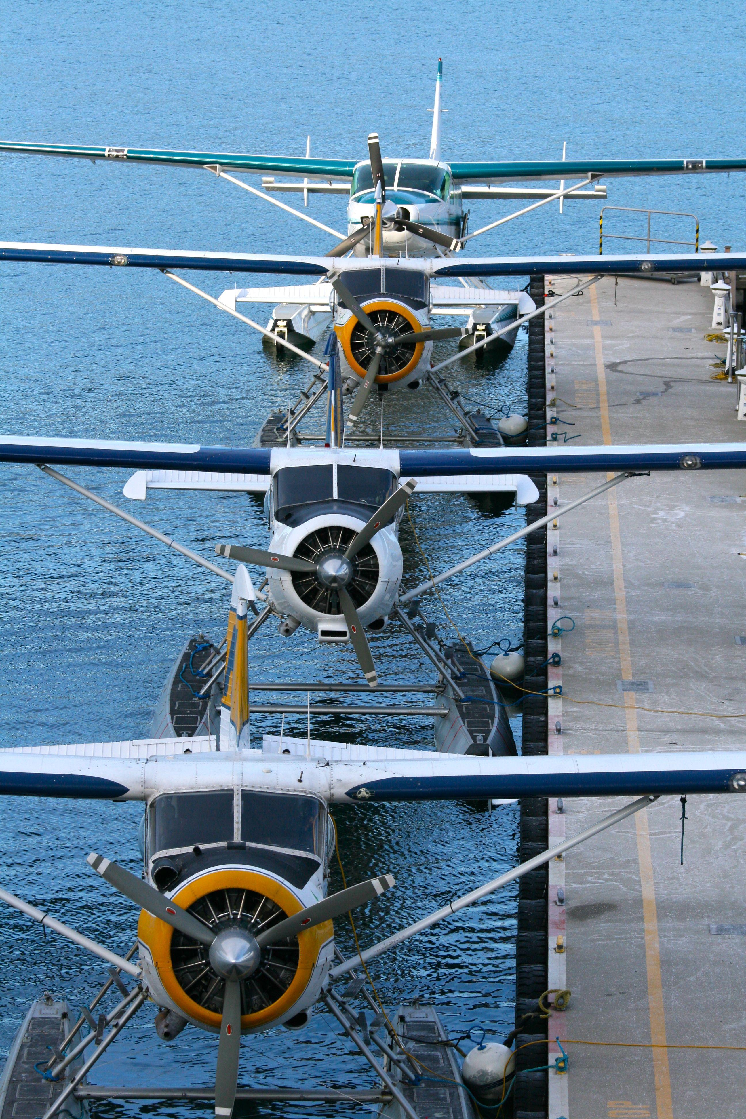 Seaplanes (Vancouver, B.C.) Pacific west, British