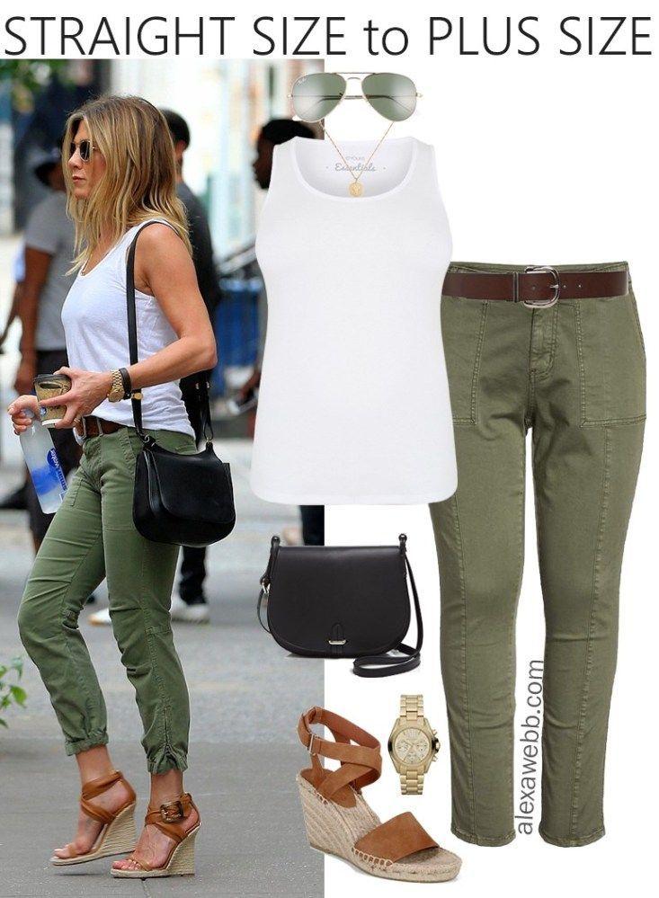 Photo of Straight size to oversize – Utility Pants – Alexa Webb