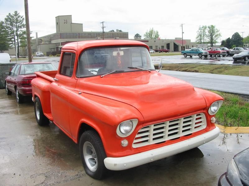 1955 Chevy Truck Http Www Bobbittville Com Chevypu