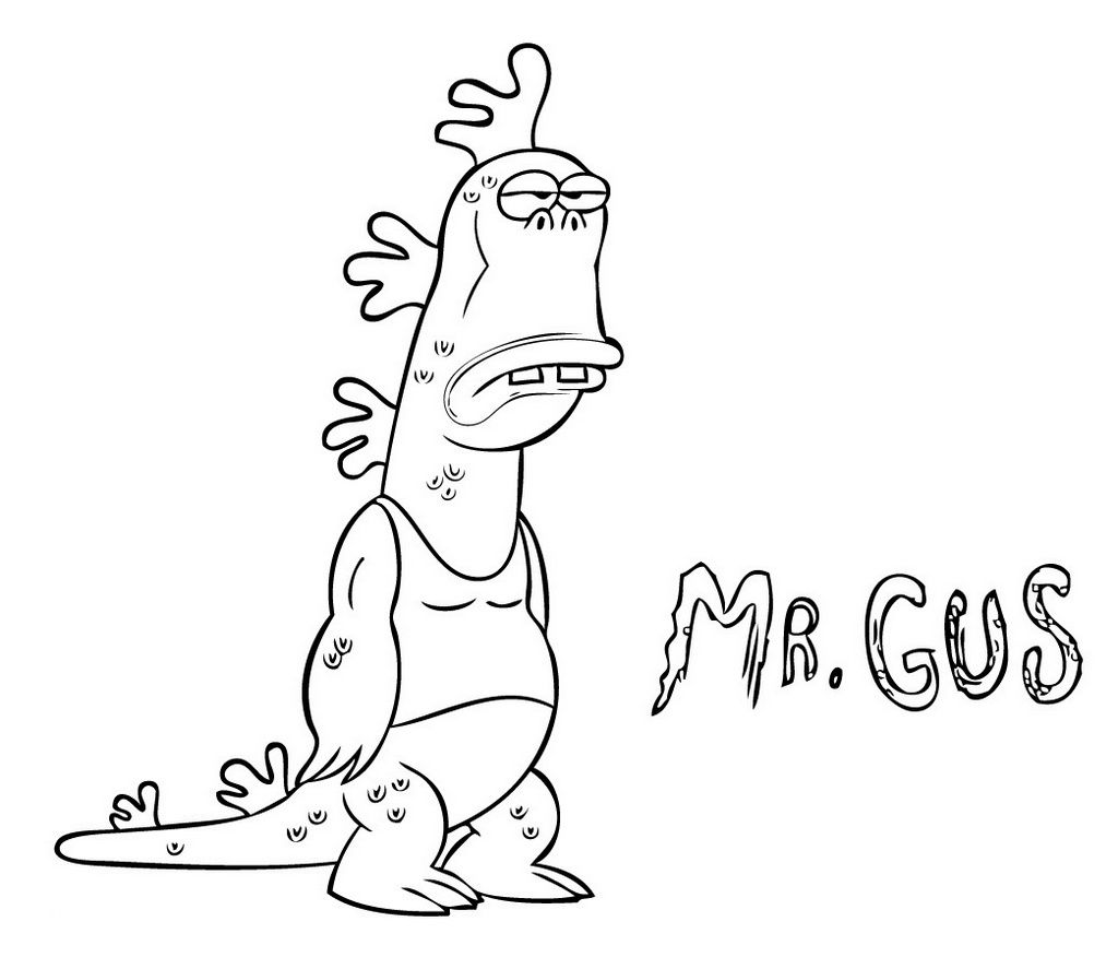 Pin On Uncle Grandpa Coloring Pages