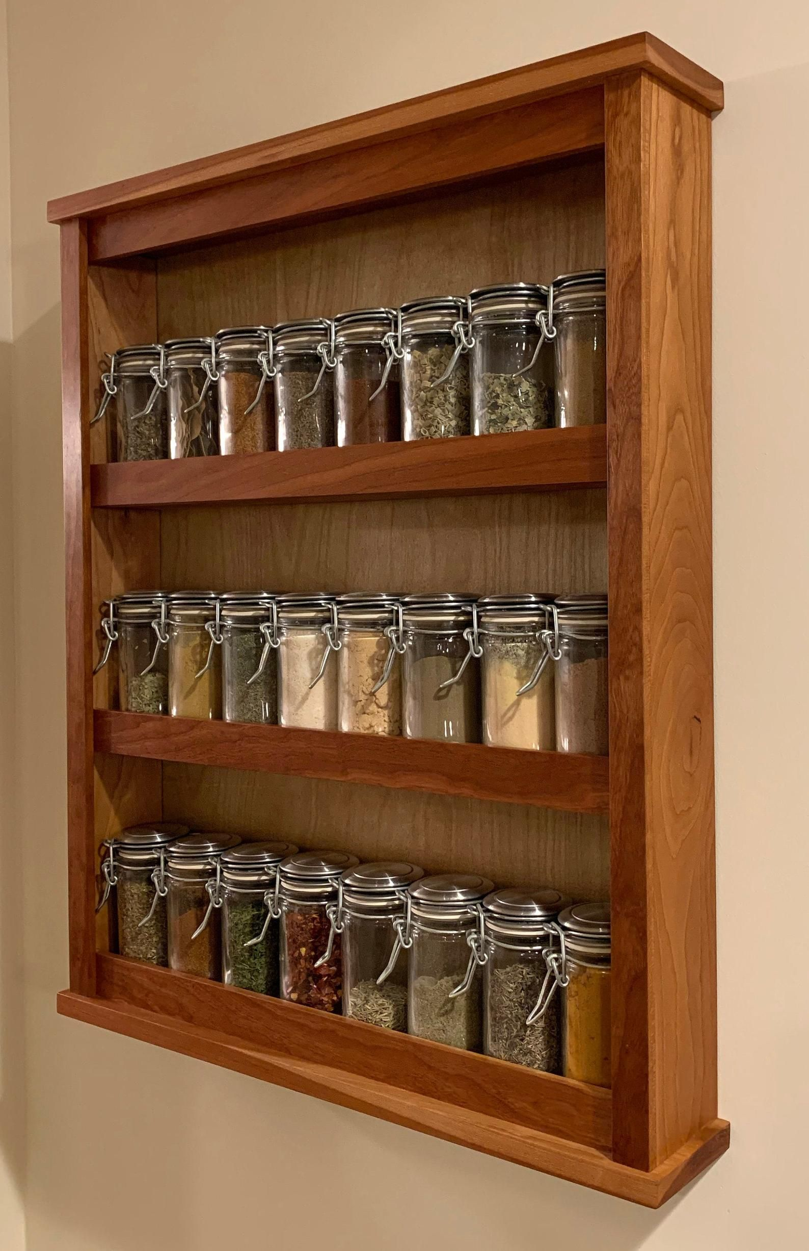 15++ Shaker spice cabinet inspiration