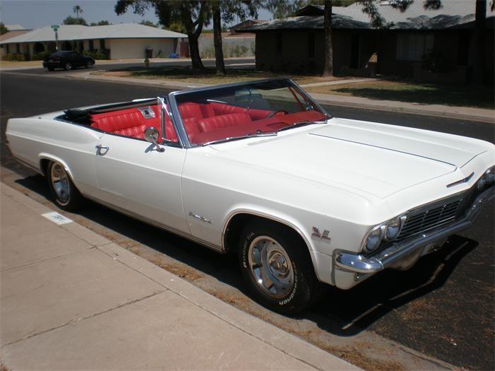 1965 Chevrolet Impala SS for Sale  ClassicCarscom  CC605516
