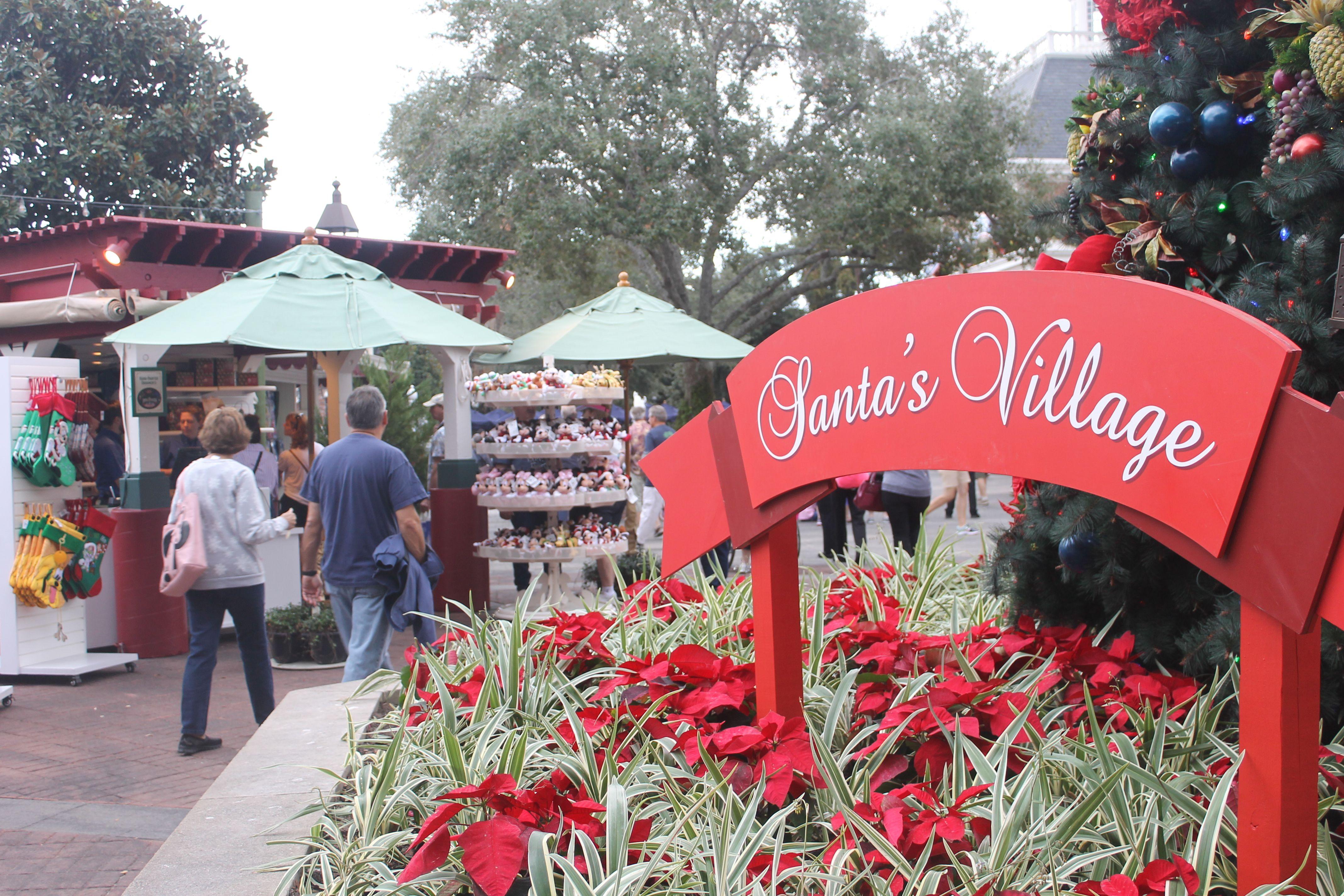 Holidays Around the World Epcot Walt Disney World