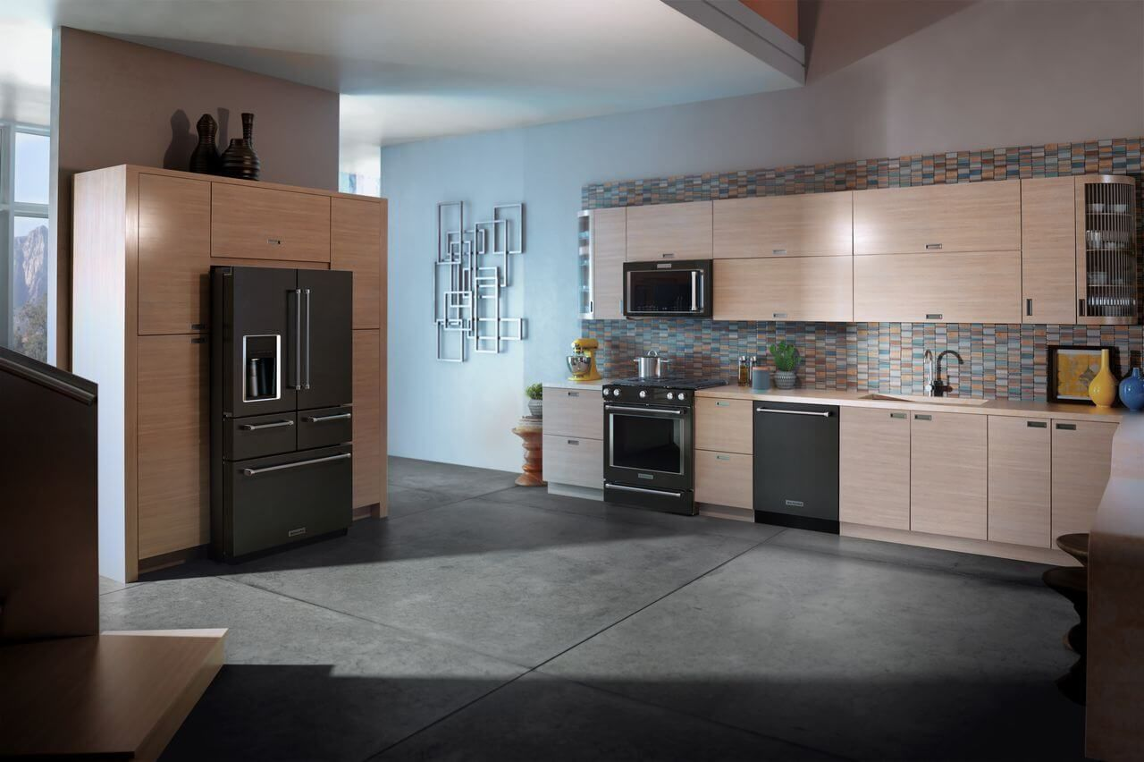 lg black stainless steel appliances - google search | lg limitless