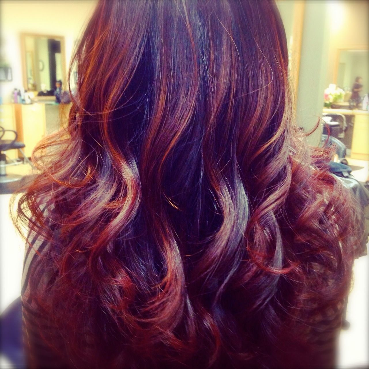 Img8042 hair pinterest best hair coloring and copper hair ideas find this pin and more on hair violet solutioingenieria Gallery