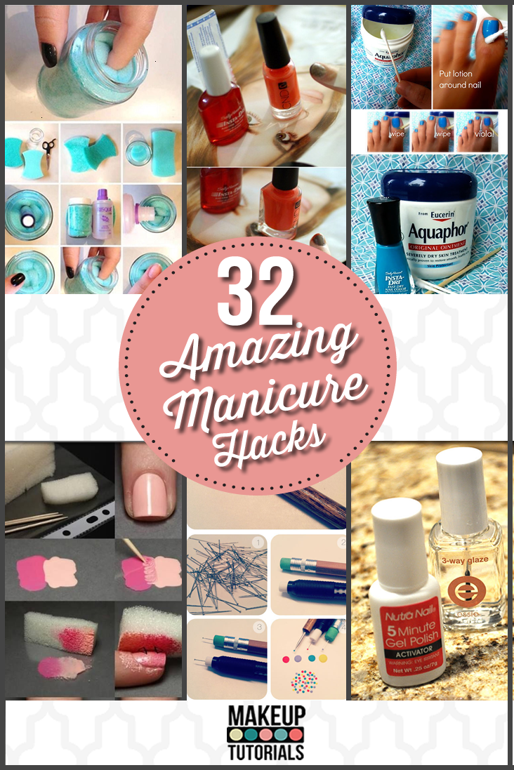 36 amazing manicure hacks you should know diy manicure manicure doing your manicure at at home then these nail care tips and tricks and manicure tip guides would be a great on how to give yourself the perfect manicure solutioingenieria Images