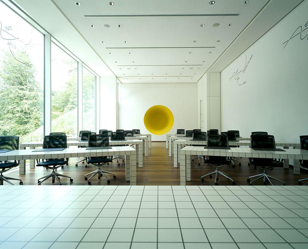 Bureau Architecture Wavre : Wavre belgium work space interieur design