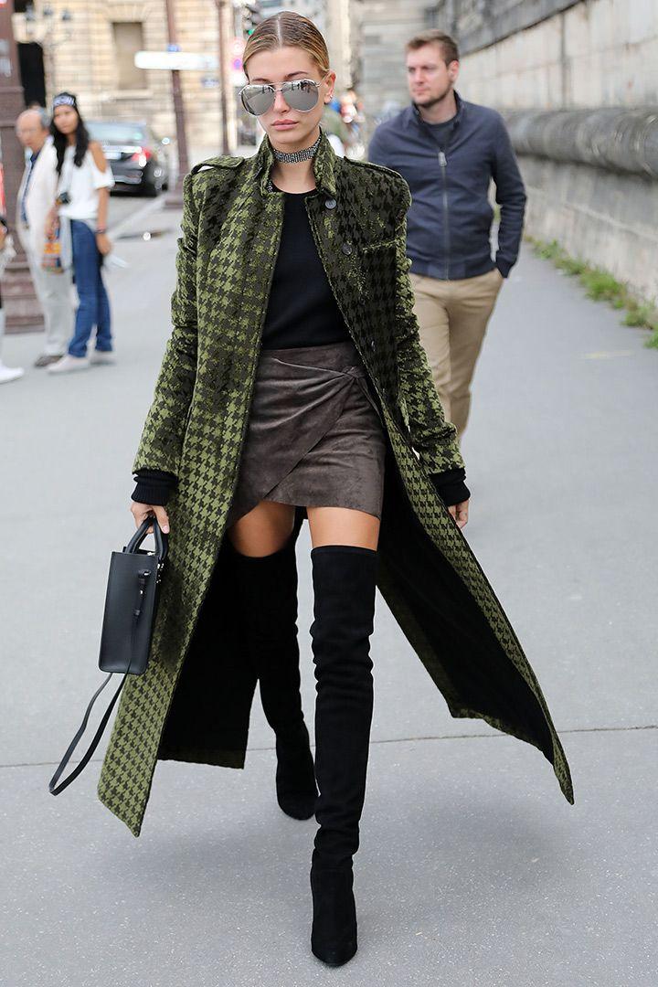 Botas altas para llevar este otoño invierno StyleLovely