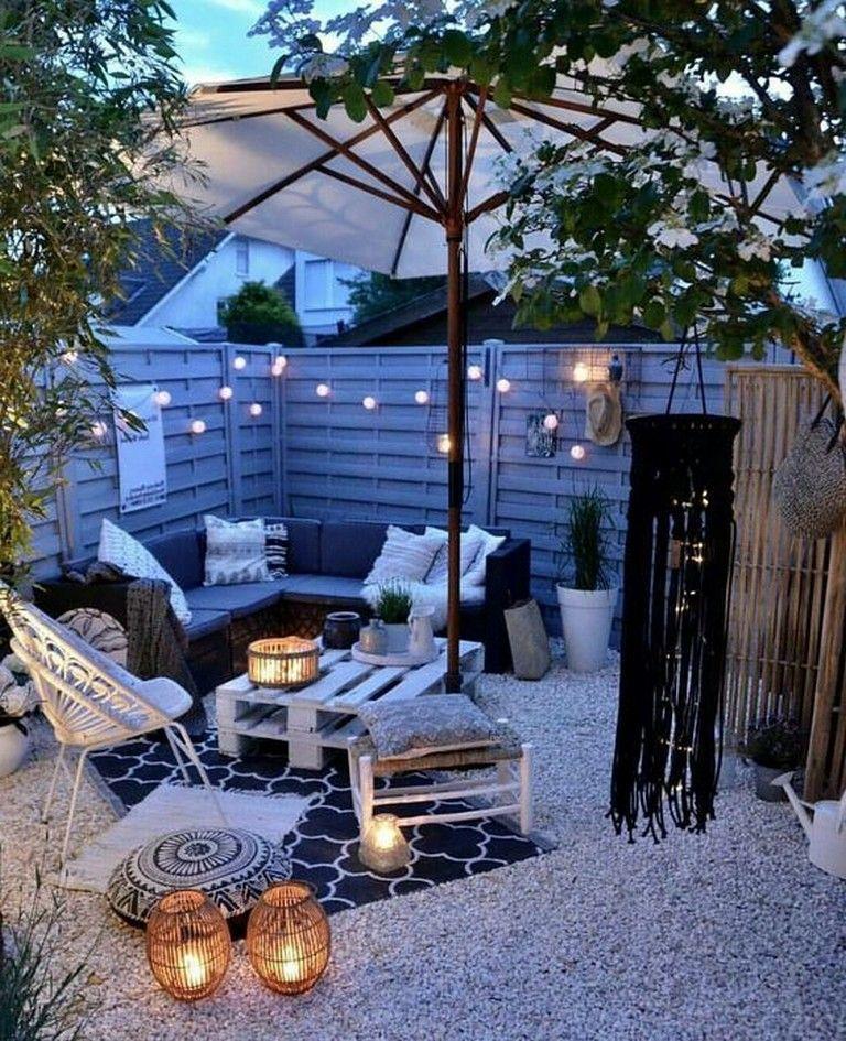 48+ Marvelous Cozy Patio Design Ideas