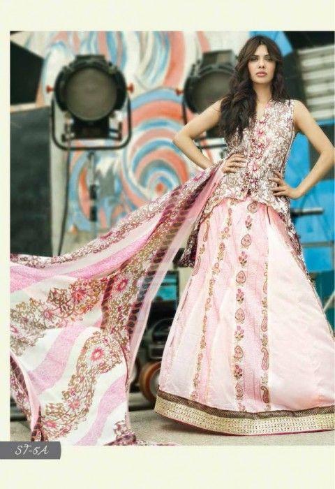 ▓▓ Shariq Textiles Reeva Designer Embroidered 2013 Collection ▓▓  #Pakistan  #Indian  #fashion  #clothing  #dress  #design  #ShariqTextiles #Reeva #Designer #Embroidered #Collection #ShariqTextiles