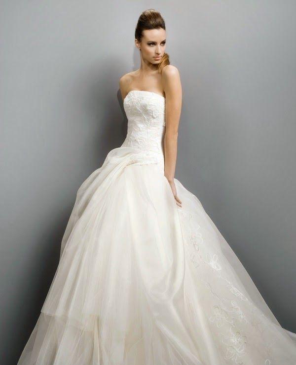 Amazing Best Vera Wang Wedding Dresses New Collection