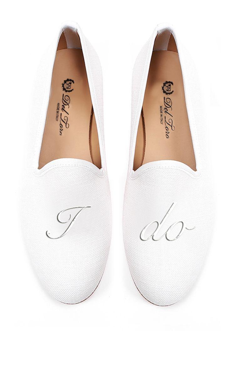 I Do Loafer by DEL TORO for Preorder on Moda Operandi